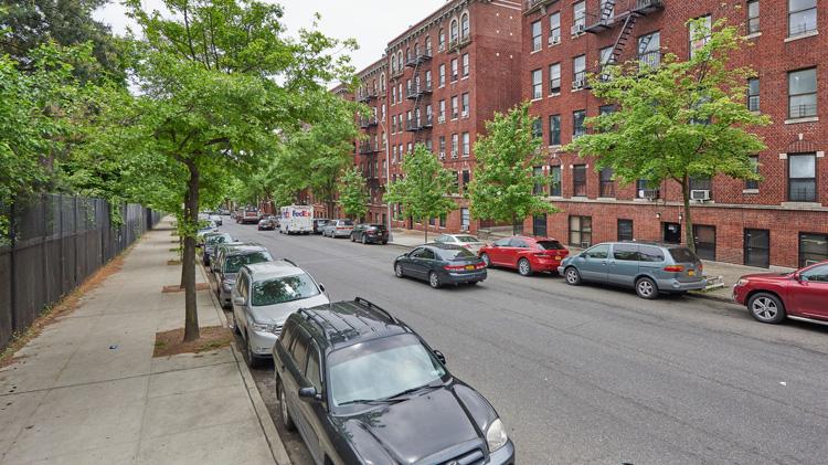 Bronx Park South