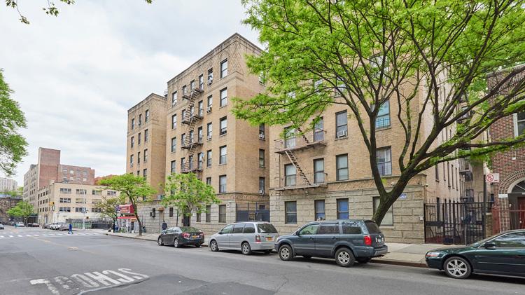 Bronx - Morris Avenue