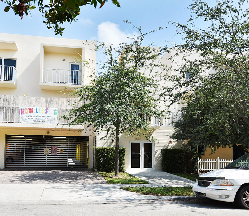 Apartments - Miami - 1553 SW 2nd Street
