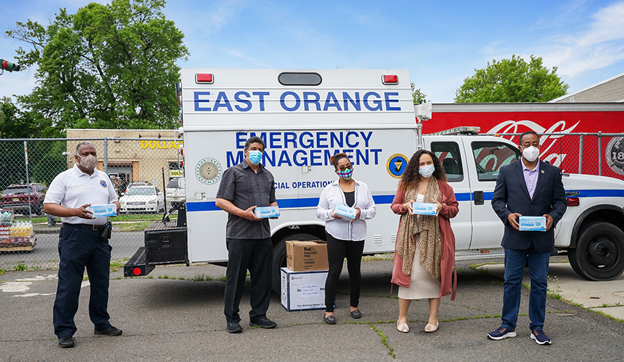 Asden Properties gives back to the community