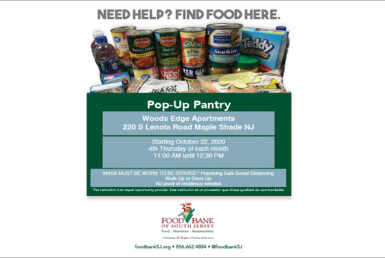 Food Pantry of South Jersey
